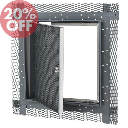 Elmdor Access Doors : Acoustical plaster access door elmdor ap accessdoorsupply