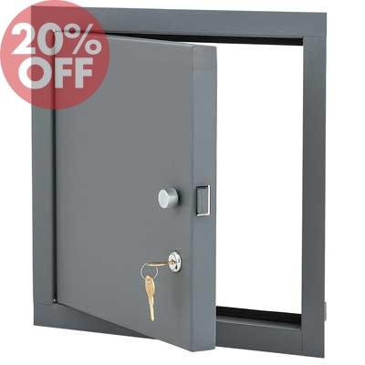 Exterior Access Door Walls And Ceilings Elmdor Ed Accessdoorsupply