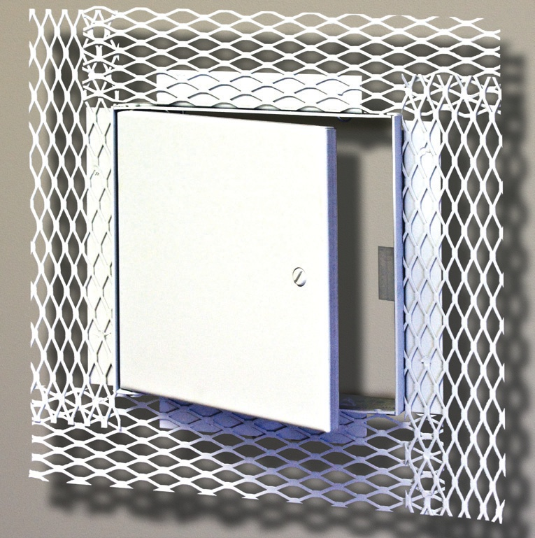 Utility Access Doors : Mifab cad fl pl ceiling or wall access doors flush door